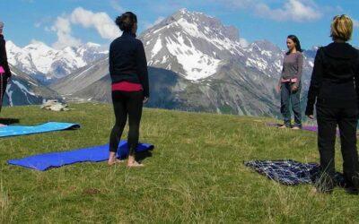 du 11 au 13 juin 2021 : week-end rando yoga – 280 €