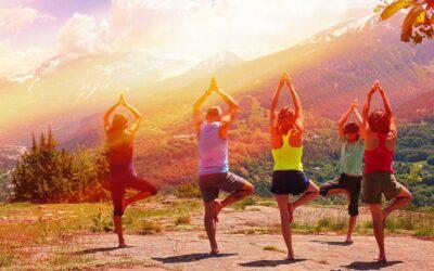 week-end yoga & rando – du 8 au 10 octobre 2021 – 280 €
